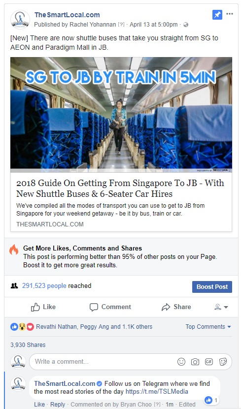 5 Steps To Increase Facebook Organic Reach And Engagement In
